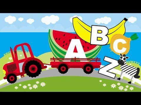 Alfabet po polsku dla dzieci | CzyWieszJak.TV - YouTube