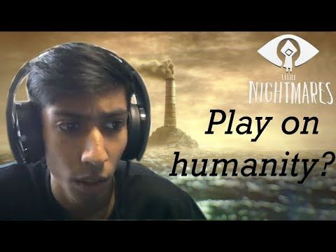 Friends, a shiny video is here ✨ Little Nightmares | Play on humanity? | Part 7 https://youtube.com/watch?v=7Euna4o3R7c