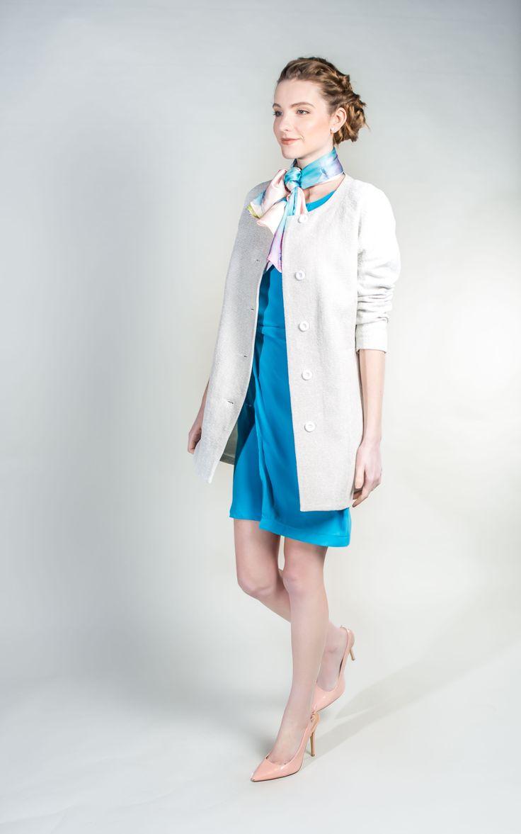 Elegant Classic Style Fashion Duster Coat