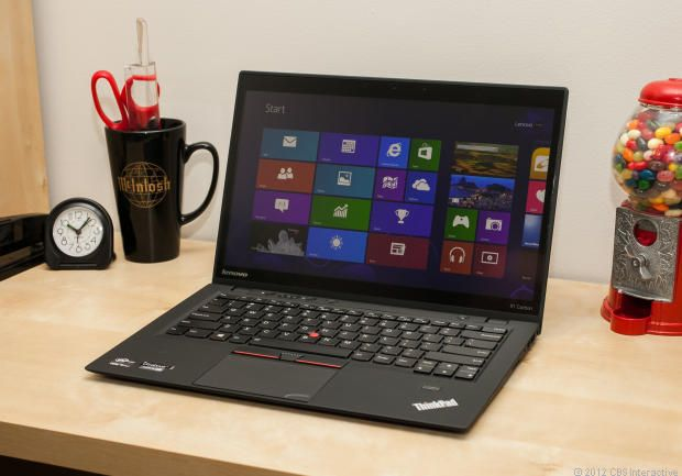 Lenovo ThinkPad X1 Carbon Touch Ultrabook Intel Core i5-3427U Review - Watch CNET's Video & Read Our Review