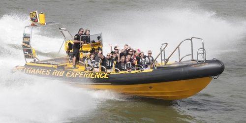 Speed Boat Ride Hen ideas in London