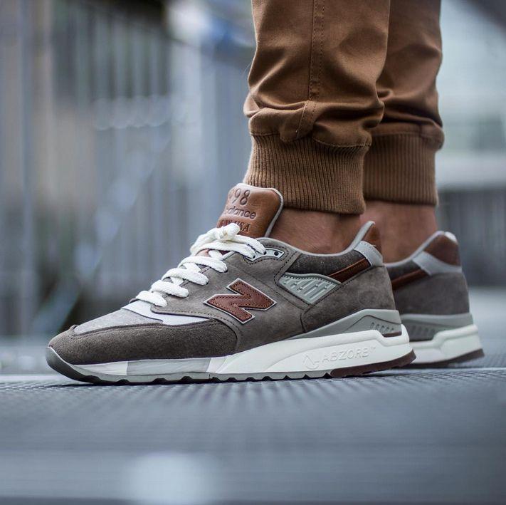 new balance 998 grey tan