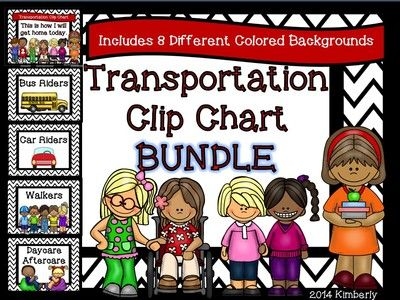 BUNDLE-Transportation+Clip+Chart-Includes:Bus+Riders,+Car+Riders,+Walkers,+and+Daycare/Aftercare+from+By+Kimberly+on+TeachersNotebook.com+-++(40+pages)++-+BUNDLE-Transportation+Clip+Chart-Includes:+Bus+Riders,+Car+Riders,+Walkers,+and+Daycare/Aftercare  *There+are+5+posters+in+each+set+(8+Colored+Sets+to+Choose+From)  Includes+8+Chevron+Colored+Backgrounds+Choices+(Black,+Blue,+Red,+Green,+Pink,+Green,+Purp