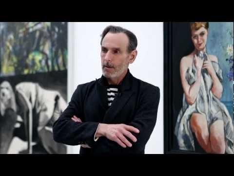 DAVID SALLE / FRANCIS PICABIA | GALERIE THADDAEUS ROPAC | 2013 | PARIS-MARAIS - YouTube