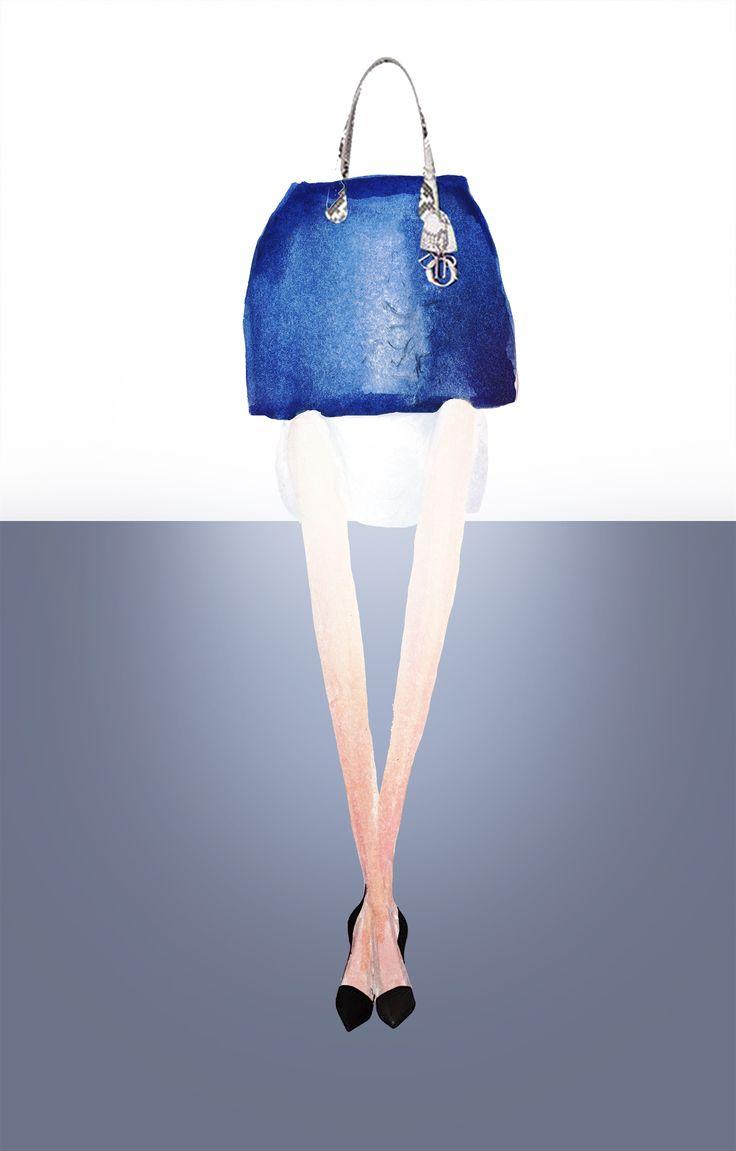 qiu-yang #fashionillustration