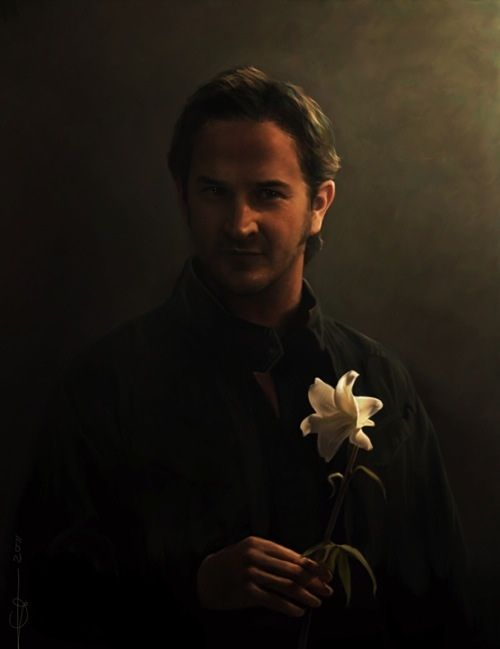 supernatural gabriel and art - photo #14