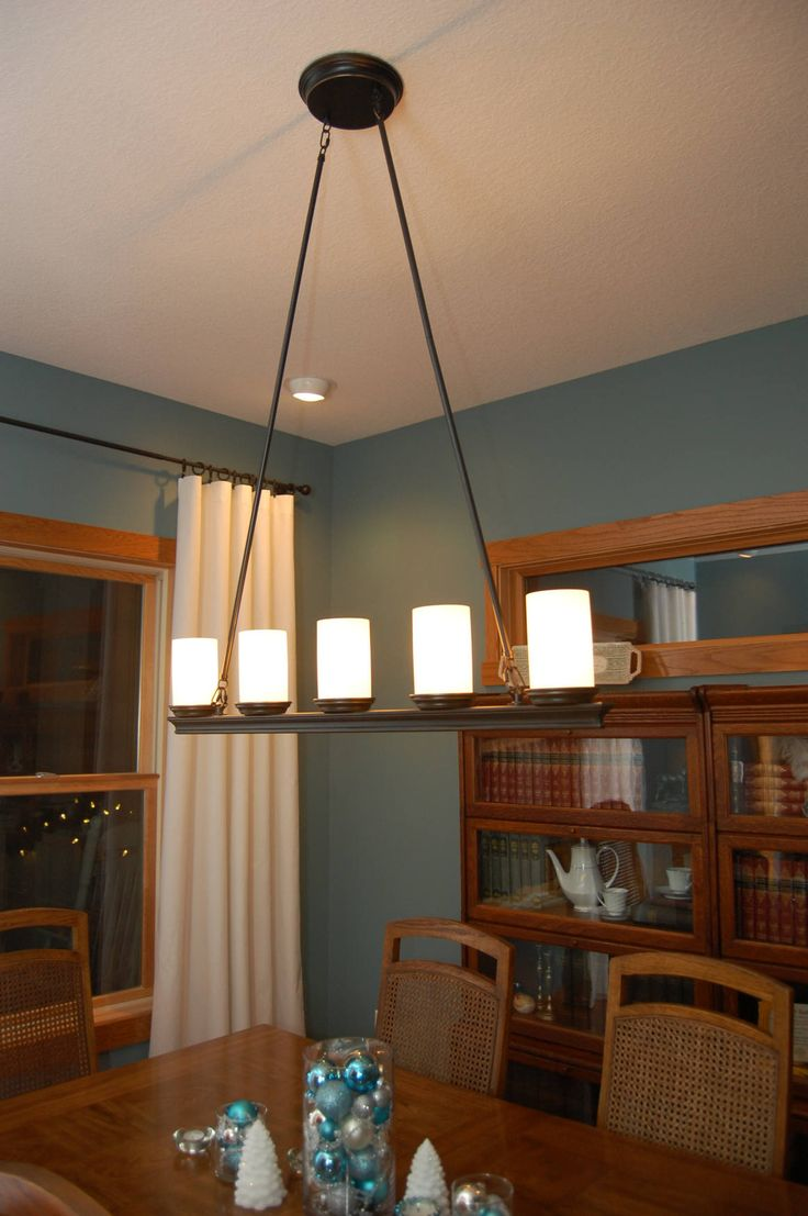 17 Best ideas about Dining Room Light Fixtures on Pinterest