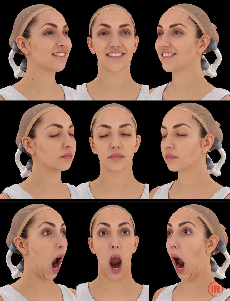 طيزها وكسها 3d facial photos