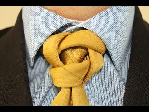 How To Tie a Tie.  The Finfrock Knot.  Click through to learn how plus many more necktie knots.