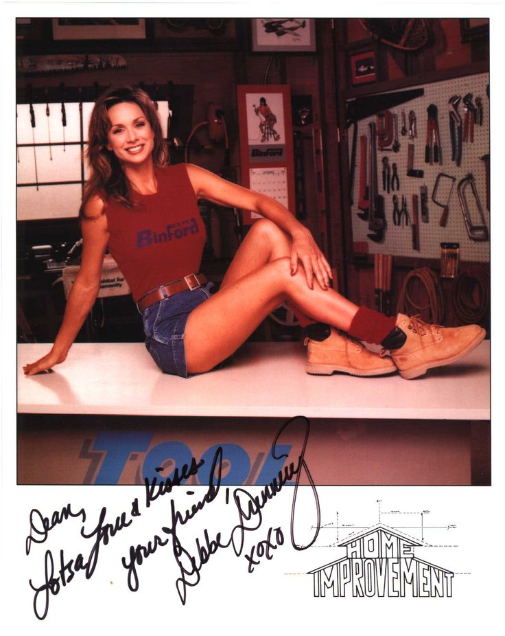 Debbe Dunning Tool Time Girl - info on paying for house improvements - topgovernmentgrants.com