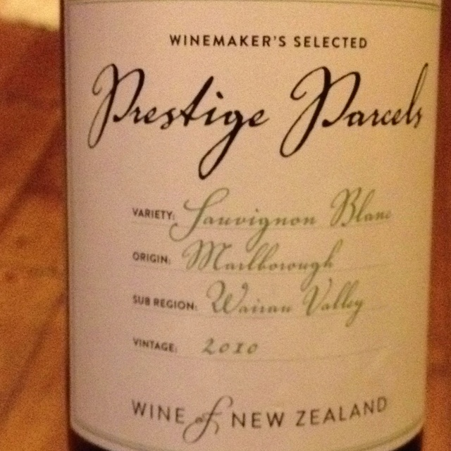 As good as Cloudy Bay at a fraction of the price (from Majestic Wine Warehouse).