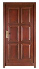 Vchodové dveře Sapeli - Jihlava. Více na http://www.dodo-dvere.cz/cz/k/Vnitrni-dvere-sapeli.aspx