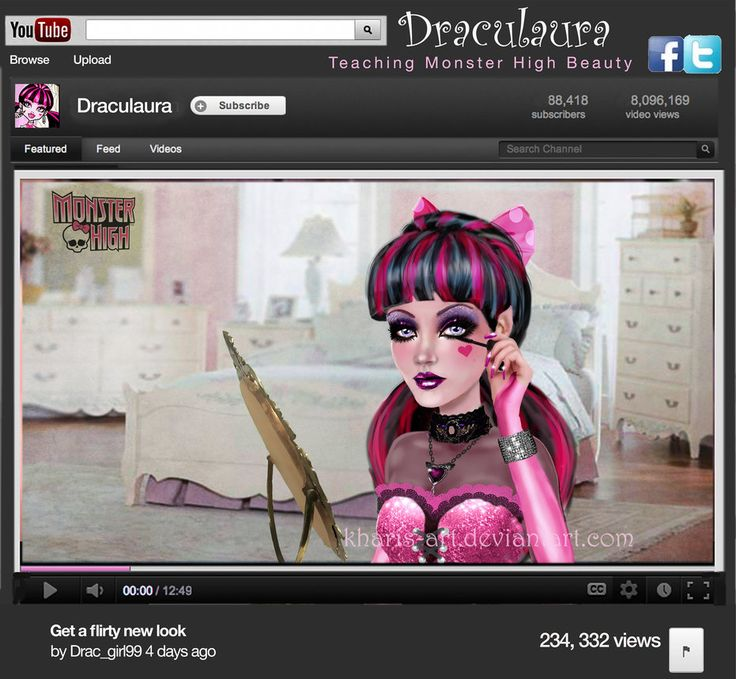 176 best images about monster high on pinterest wolves - Monster high youtube ...