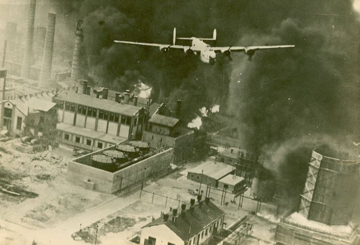 the raid on the oil refinery Ploesti was one of the most costly raids for the US 8th AAC