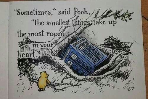 Pooh and who