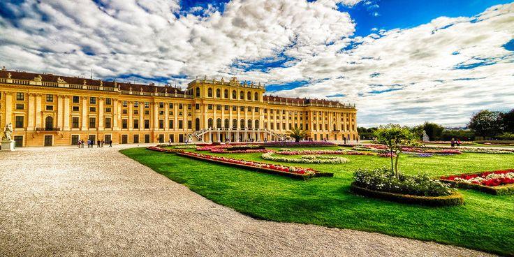 Schonbrunn Palace by imladris517.deviantart.com on @deviantART