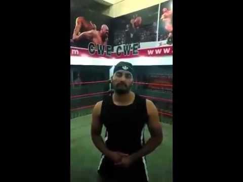 CWE Superstar a Haryanvi boy