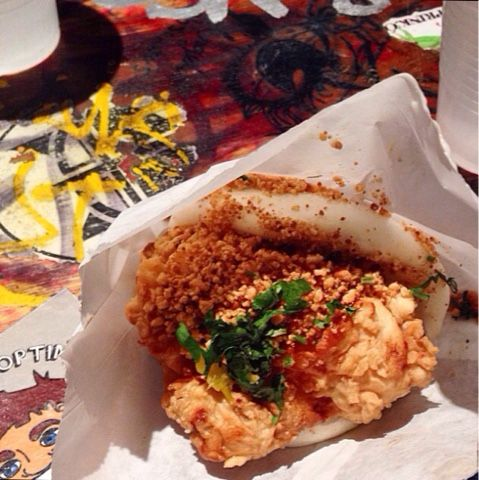 24hourfindings: #foodpost - Stuffing our Faces in New York City BAOHAUS, NYC
