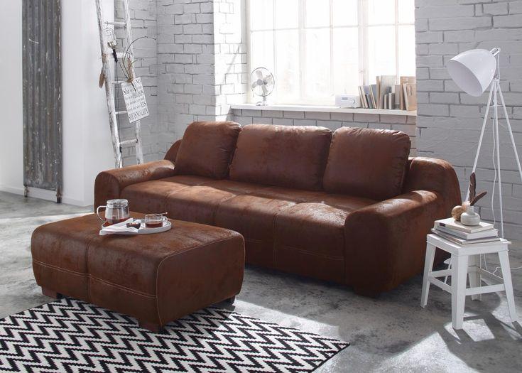 die besten 25+ sofa braun ideen auf pinterest | braunes wohnzimmer ... - Wohnzimmer Sofa Braun