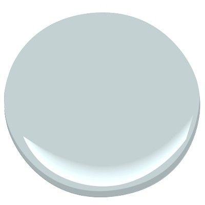 Benjamin Moore brittany blue 1633: a light value- cool blue