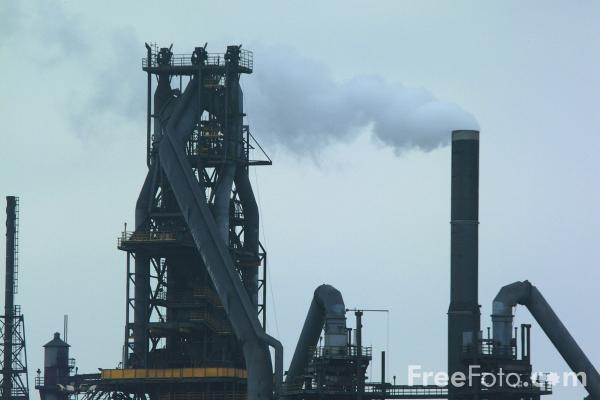 scunthorpe steelworks