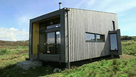 Image for Architect Piers Taylor takes Sumati to the Isle of Skye