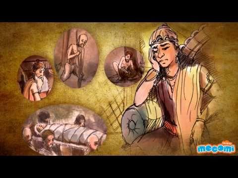 Gautam Buddha - His Life and Teachings | Mocomi Kids - YouTube