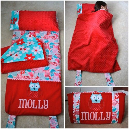 I really need to practice sewing so I can make one of these! So cute!