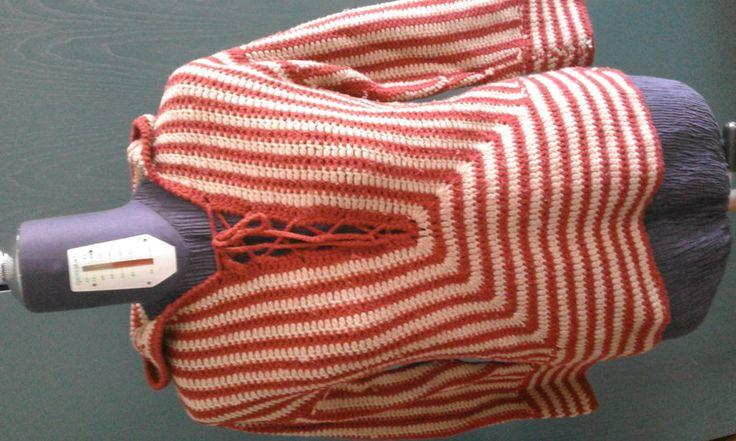 Maglioni - maglione vintage uncinetto - un prodotto unico di bandullera su DaWanda