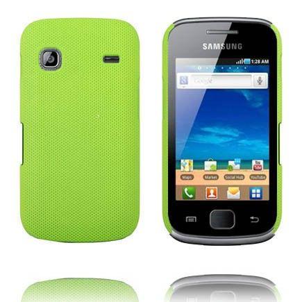 Supreme (Vihreä) Samsung Galaxy Gio Suojakuori