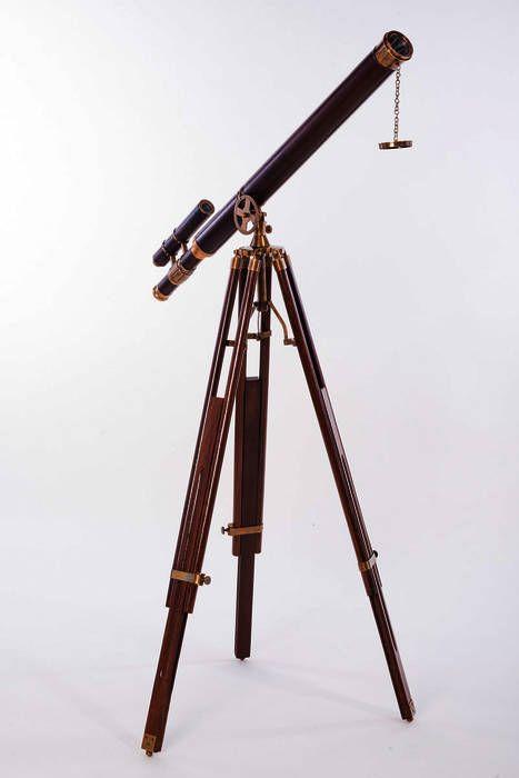 """Nostalgisches Fernrohr """"Kepler""""  - Optik - N450300"""