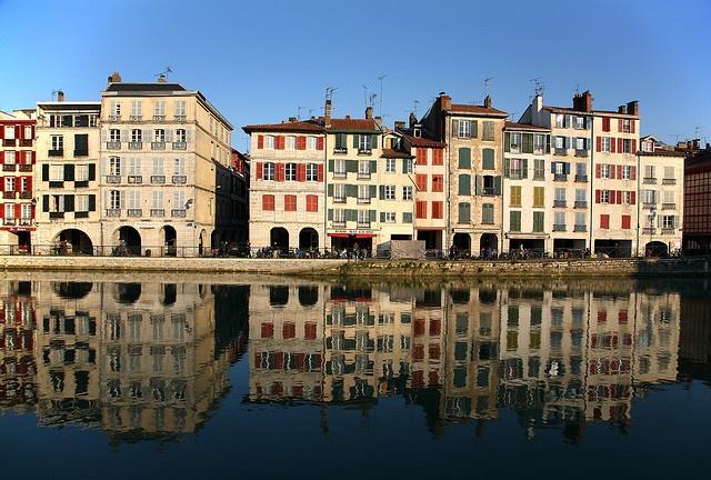 Bayonne, Pyrénées-Atlantiques, France: I miss you!