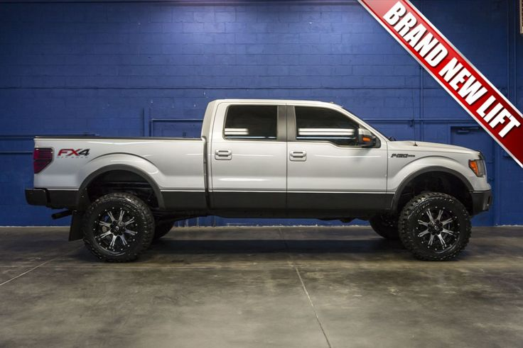 2014 Ford F-150 FX4 4x4 Truck with BRAND NEW LIFT KIT For Sale at Northwest Motorsport! #nwmsrocks #liftedtrucks #fordtrucks