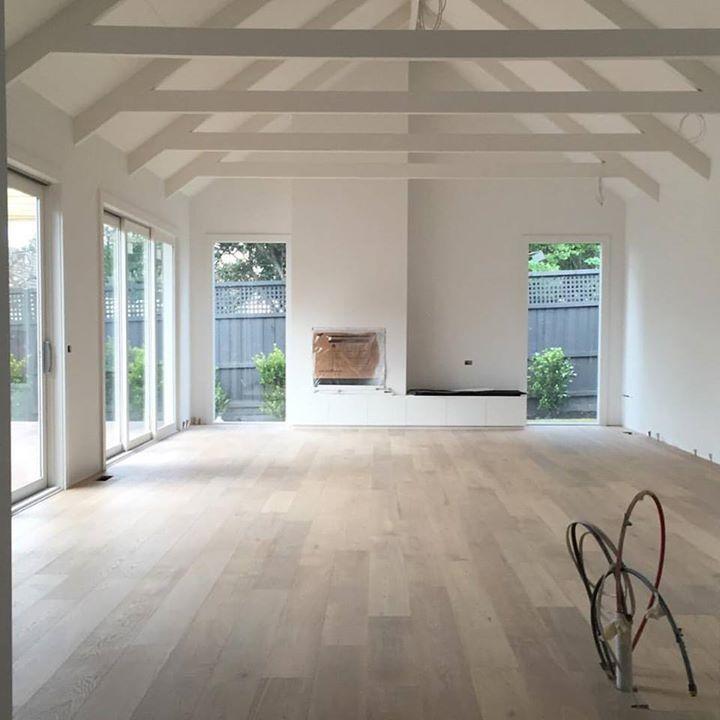 Woodcut Premium Engineered Floors pale oak
