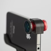 Olloclip Quick-Connect Lens Solution (Fisheye Lens, Macro Lens, Wide-angle Lens)for iPhone 4 / 4S
