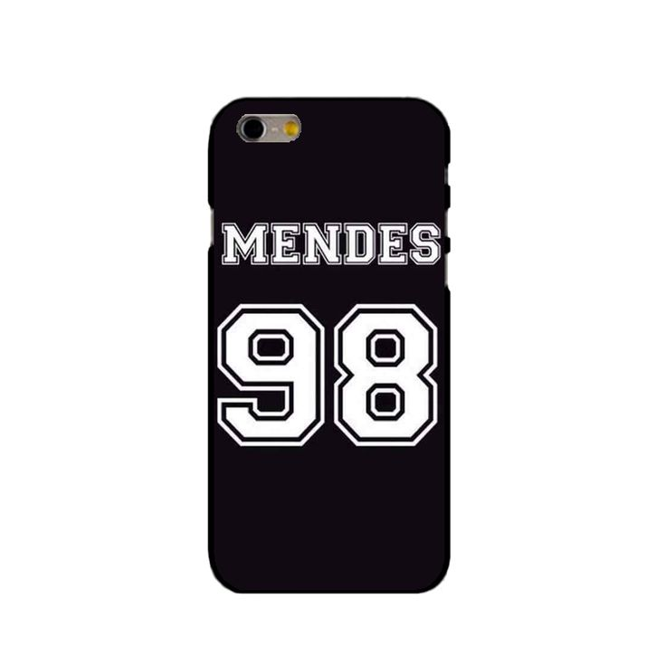 For Apple iPhone 4 4S 5  SE 6 6S Plus 4.7 7 7plus  Shawn Mendes 98 Design Cell Phone Case Cover Shell Coque