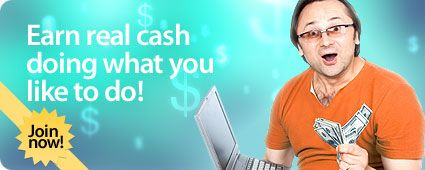 EARN EASY PAY!! JUST A CLICK AWAY! Jon Now! We pay $5 for every active referral!