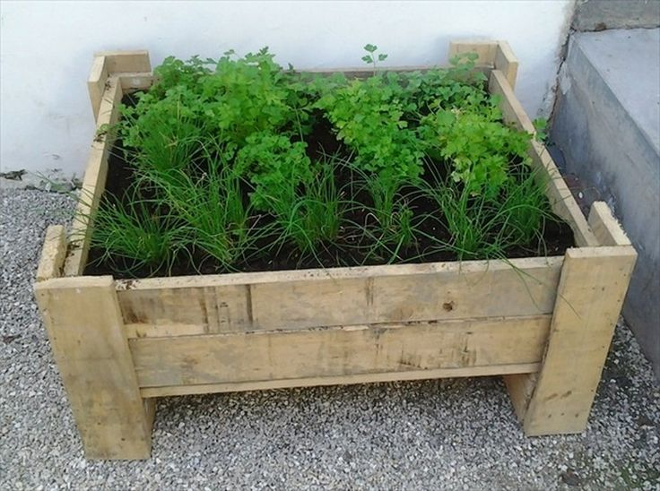 Planter Boxes Out of Pallets. Pallet PlantersHerb PlantersWooden ... & 25+ unique Pallet planter box ideas on Pinterest | Strawberry ... Aboutintivar.Com