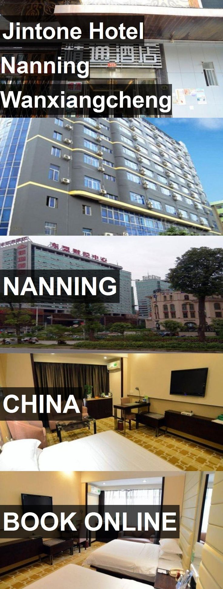 Jintone Hotel Nanning Wanxiangcheng Branch in Nanning, China. For more information, photos, reviews and best prices please follow the link. #China #Nanning #travel #vacation #hotel