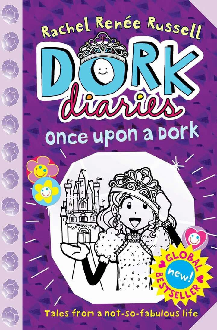 Coloring pages for dork diaries - Dork Diaries Once Upon A Dork
