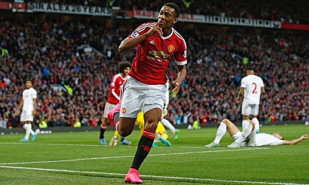 Welcome to Manchester United, Anthony Martial!