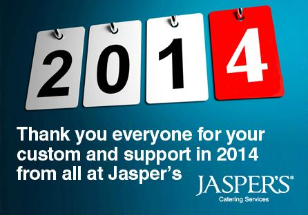 Thank you to all the Jasper's customers for everything this year, you have been truly fantastic and we will reward you greatly in 2015 with some amazing changes http://www.jaspersonline.co.uk/