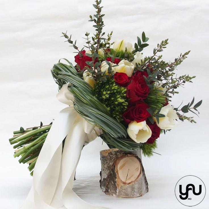 Buchet trandafiri rosii   YaU Concept BLOG