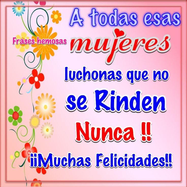 dia de la madre 2013 para primas | Frases bonitas dia de la mujer | Frases de Amor | Imagenes bonitas ...