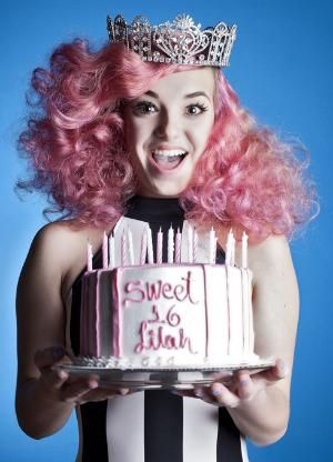 Image Of How To Achieve Pastel Pink Hair Using Pravana S I Covet Pinterest And