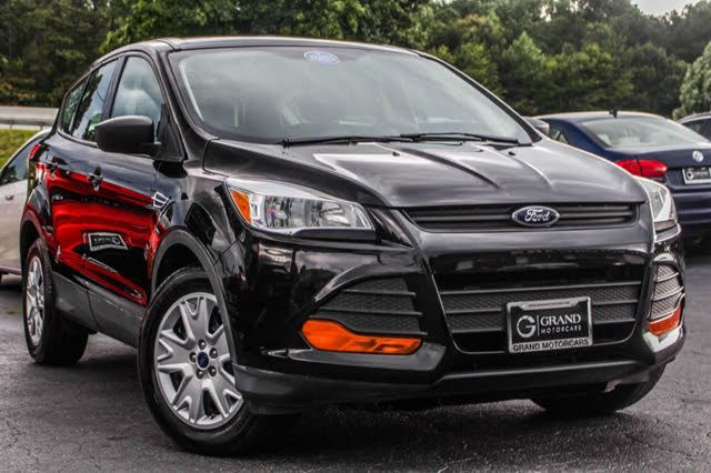 Used Ford Escape For Sale Atlanta Ga Cargurus With Images