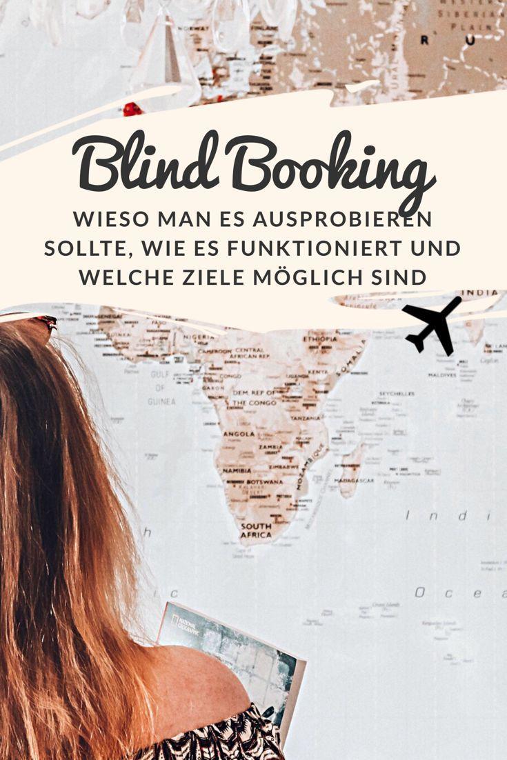 Reiseziel: Unbekannt – Auf ins Ungewisse! (Blindbooking-Abenteuer
