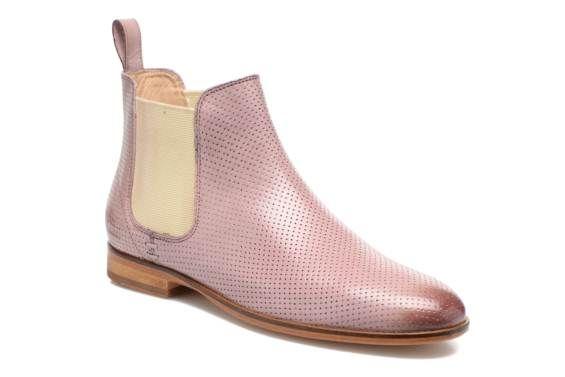Bottines et boots Susan 10 Melvin & Hamilton vue 3/4