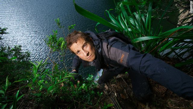 Bear Grylls of 'Man vs. Wild,' Discovery part ways – The Marquee ...