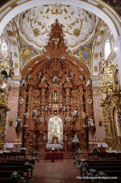 Retablo de la Iglesia del Carmen